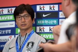 '2019 FIFA U-20 남자 월드컵 축구대표팀 귀국'