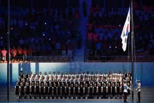 광주수영대회 개막식