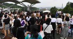 방탄소년단 일본 시즈오카 한정판 굿즈 '인기 폭발'
