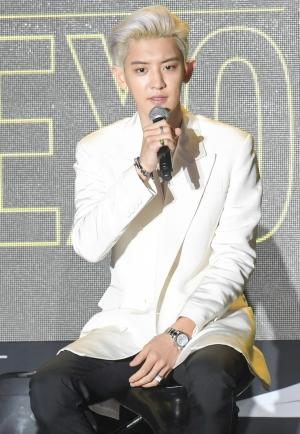 엑소 '세훈&찬열' 유닛 그룹 EXO-SC 미니앨범 'What a life' 쇼케이스