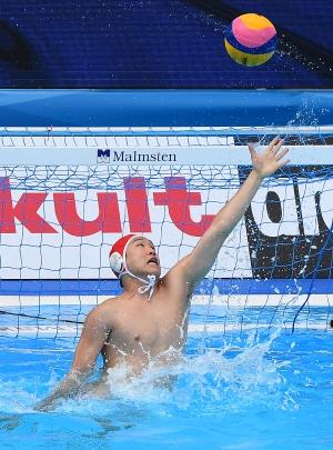광주수영대회 남자 수구 15-16위 결정전