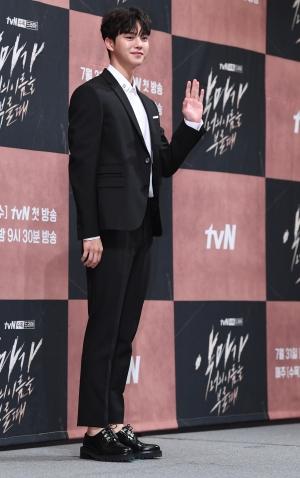 tvN 악마가 너의 이름을 부를때 제작발표회
