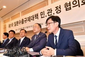 일본수출규제대책 민·관·정 협의