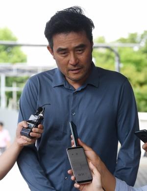'보복운전' 혐의 최민수 3차 공판