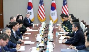 한미국방부장관회담