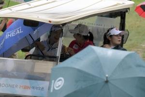 KLPGA '2019 보그너 MBN 여자오픈' 2라운드