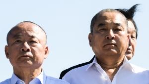 조국 법무부 장관 파면 촉구, 자유한국당 청와대 앞 연석회의