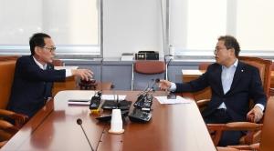 조국 청문회 증인 채택 법사위 간사 회의