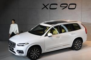볼보자동차코리아, 플래그십 SUV 신형 XC90 출시행사