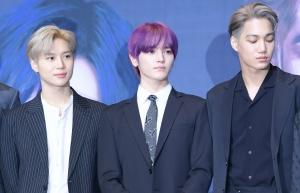SM엔터테인먼트 연합 그룹 'SuperM' 론칭 기자회견