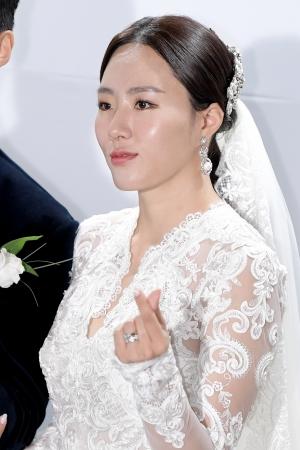'강남-이상화', 10월의 웨딩마치
