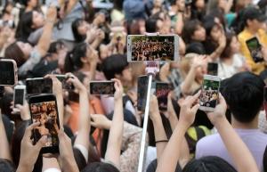 'K-POP 신문화, 요지경 '찍덕' 세계'