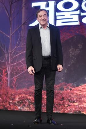 겨울왕국2 제작진 내한 기자회견