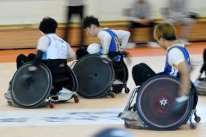 전국장애인체육대회 휠체어럭비