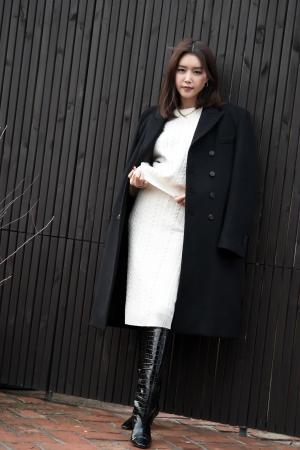배우 채정안 인터뷰