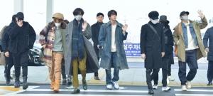 방탄소년단(BTS) 뉴욕행