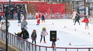 도심에서 스케이트 즐겨요!