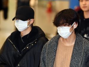 BTS 입국