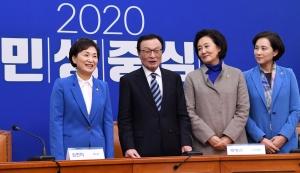 여성 장관 3인, 총선 불출마