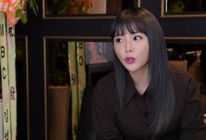 가수 홍진영 인터뷰