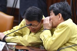정부, 마스크 매점매석 강경 대응 방침