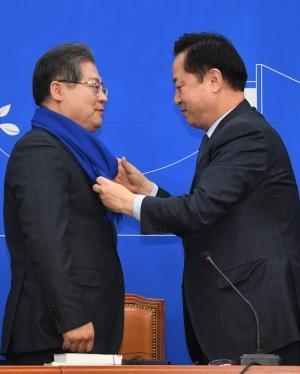더불어민주당 인재영입 17,18호 홍성국과 이재영
