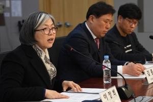 토론회 참석한 이정희 전 통진당 대표