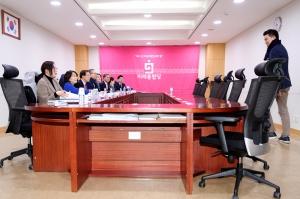 미래통합당 총선 공천 신청자 면접 심사보는 김태호