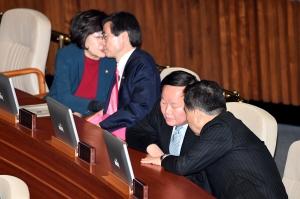 유성엽 교섭단체 대표연설