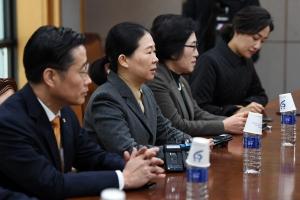 선거관리위원회 항의 방문한 안철수