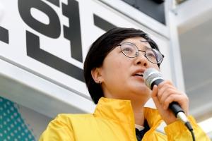 오현주 연남동 일대 선거 유세