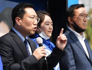 양정철 민주연구원장 지워사격 받은 고민정 후보