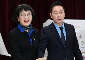 정봉주-김진애 사전투표