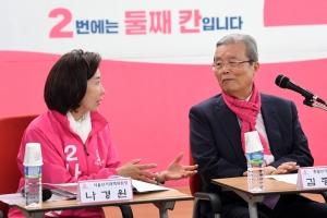 미래통합당 서울권역 현장 선대위