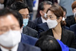 더불어민주당 ,더불어시민당 선거대핵위원회 해단식