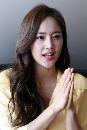 아이돌 출신 트로트 가수 소유미