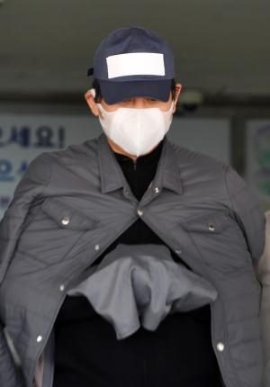 '라임사태' 김봉현 전 스타모빌리티 회장 영장심사