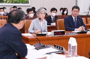 김정은 건강 관련 질의 이어지는 외교통일위원회 전체회의