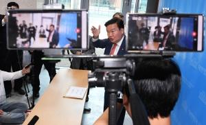 총선 부정선거 의혹 또다시 강조하는 민경욱