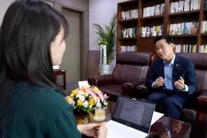 이태규 국민의당 의원 인터뷰