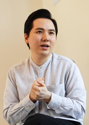 '강일홍의 스페셜 인터뷰' 팝페라 테너 임형주