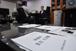 신원식 미래통합당 의원 인터뷰