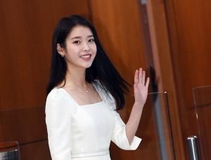 국세청 홍보대사로 선정된 아이유