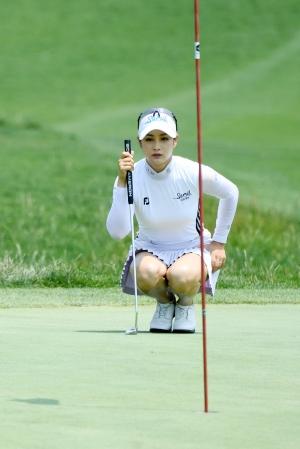 KLPGA 한국여자오픈 3라운드