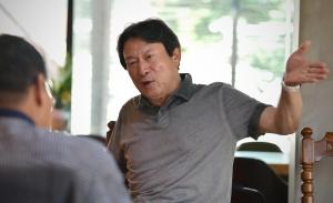 배우 김응수 인터뷰