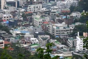 강북 일대 부동산 자료사진