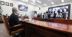 김종인 국민의힘 비대위원장 취임 100일 기자회견
