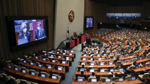 외교 통일 안보 대정부질문