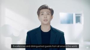 방탄소년단 '제75차 유엔(UN) 총회'에 특별연사