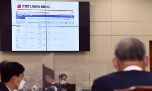 정무위 금감원 국감 증인 출석